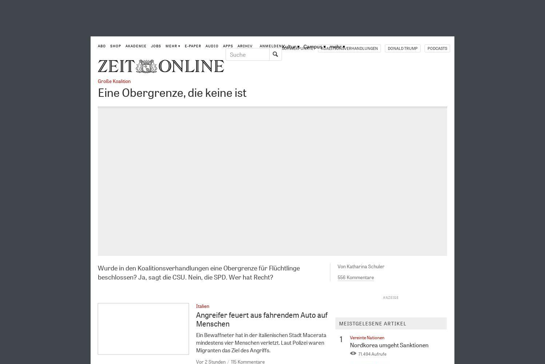 Zeit Online